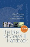 The Brief McGraw-Hill Handbook: Includes 2009 MLA & APA Updates - Elaine Maimon, Janice Peritz, Kathleen Yancey