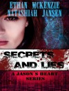 Secrets and Lies (Jason's Heart, #1) - Natashiah Jansen, Ethan McKenzie