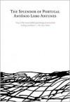 The Splendor of Portugal - Antonio Lobo Antunes,  Rhett McNeil (Translator)