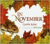 In November - Cynthia Rylant,  Jill Kastner (Illustrator)