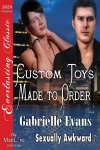 Custom Toys Made to Order - Gabrielle Evans