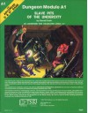 Slave Pits of the Undercity (Advanced Dungeons & Dragons module A1) - David Cook