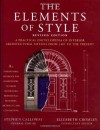 THE ELEMENTS OF STYLE:  A Practical Encyclopedia Of Interior Architectural Details From 1485 To the Present - Stephen Calloway