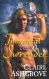 Immortal Surrender - Claire Ashgrove