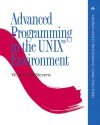 Advanced Programming in the UNIX(R) Environment (Addison-Wesley Professional Computing Series) - W. Richard Stevens