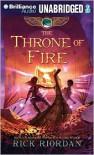 The Throne of Fire - Rick Riordan, Kevin R. Free, Katherine Kellgren