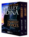 Magnificent Devices: Books 5-6 Twin Set: Two steampunk adventure novels in one set - Shelley Adina