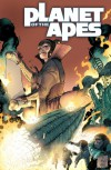 Planet of the Apes Vol. 3: Children of Fire - Daryl Gregory, Carlos Magno