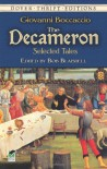 The Decameron: Selected Tales - Giovanni Boccaccio, Bob Blaisdell