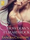 Showdown at Lizard Rock: A Loveswept Contemporary Classic Romance - Sandra Chastain