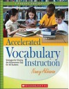 Accelerated Vocabulary Instruction: Strategies for Closing the Achievement Gap for All Students - Nancy Akhavan
