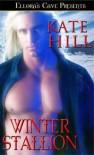 Winter Stallion (Horsemen, #4) - Kate Hill
