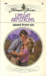Saved from Sin - Lindsay Armstrong
