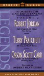 Legends 2 - Orson Scott Card, Frank Muller, Terry Pratchett, Robert Silverberg, Robert Jordan, Sam Tsoutsouvas, Kathryn Walker