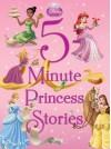 5-Minute Princess Stories - Walt Disney Company
