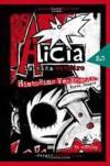 Alicia la Niña Vampiro, Historias Venenosas  (Alicia la Niña Vampiro, # 2). - J.L. Flores, Sergio Lantadilla