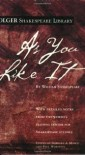 As You Like It (The New Folger Library Shakespeare) Publisher: Simon & Schuster - William Shakespeare