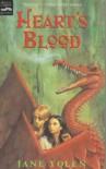 Heart's Blood: The Pit Dragon Trilogy, Volume Two - Jane Yolen