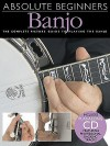 Absolute Beginners - Banjo - Heather Ramage and Rachel L Conrad, Bill Evans, Geoff Green