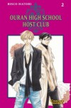 Ouran High School Host Club 02  - Bisco Hatori