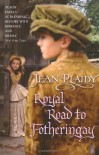 The Royal Road to Fotheringhay (Stuart Saga, #1)  - Jean Plaidy