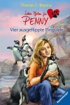 Sieben Pfoten für Penny 23: Vier ausgeflippte Pinguine - Thomas C. Brezina
