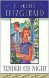 Tender Is the Night - F. Scott Fitzgerald, Charles Scribner