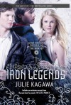 The Iron Legends - Julie Kagawa