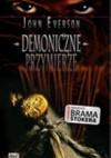 Demoniczne przymierze - John Everson