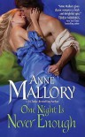 One Night Is Never Enough - Anne Mallory