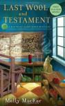 Last Wool and Testament - Molly MacRae