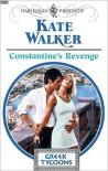 Constantine's Revenge - Kate Walker