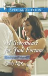 A Sweetheart for Jude Fortune - Cindy Kirk