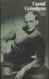 Gustaf Grundgens: In Selbstzeugnissen Und Bilddokumenten (Rowohlts Monographien) (German Edition) - Heinrich Goertz