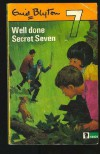 Well Done, Secret Seven (Knight Books) - Enid Blyton
