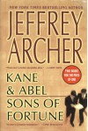 Kane And Abel And Sons Of Fortune T - Jeffrey Archer