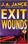 Exit Wounds (Joanna Brady, #11) - J.A. Jance