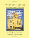 Where We Once Gathered, Lost Synagogues of Europe - Andrea Strongwater