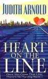 Heart on the Line - Judith Arnold