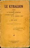 Kybalion - TRZECH WTAJEMNICZONYCH