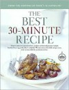 The Best 30-Minute Recipe - Cook's Illustrated Magazine