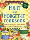 Fix-it And Forget-it Cookbook - Feasting With Your Slow Cooker - Dawn J. Ranck, Phyllis Pellman Good