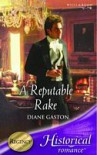 A Reputable Rake - Diana Gaston