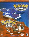 Pokemon Ruby & Sapphire (Prima's Official Strategy Guide) - Elizabeth M. Hollinger
