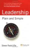 Leadership: Plain and Simple - Steve Radcliffe