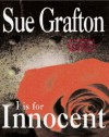 I is for Innocent - Sue Grafton