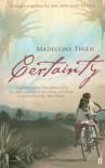 Certainty - Madeleine Thien
