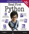 Head First Python - Paul  Barry