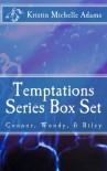 Temptations Series Box Set Books 1-3 - Kristin Michelle Adams