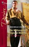 The Millionaire's Pregnant Mistress (Silhouette Desire) - Michelle Celmer